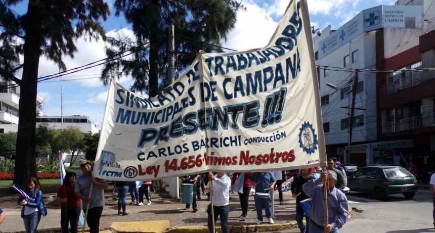 """Concejales del bloque PJ-Frente de Todos: """"Los trabajadores municipales pasarán su día  siendo ignorados por el Intendente"""""""