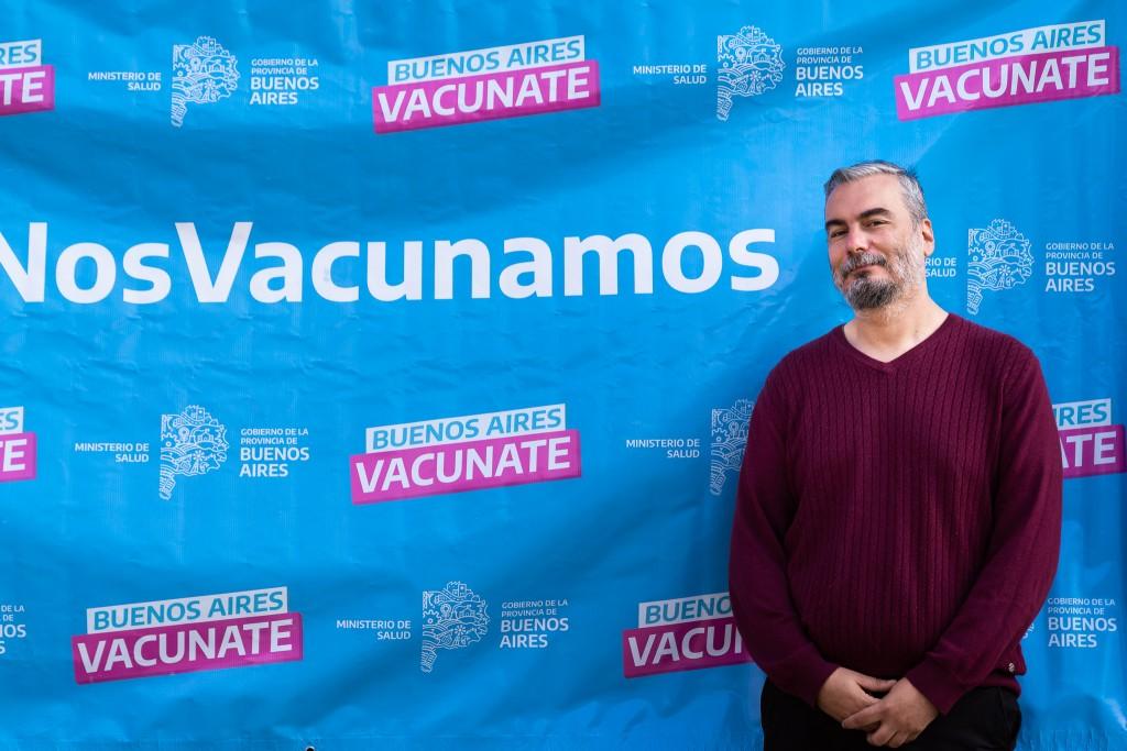 En Agosto se duplicó la vacunación con segundas dosis