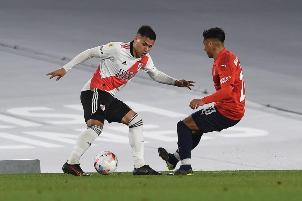 River Plate empató con Independiente 1 a 1