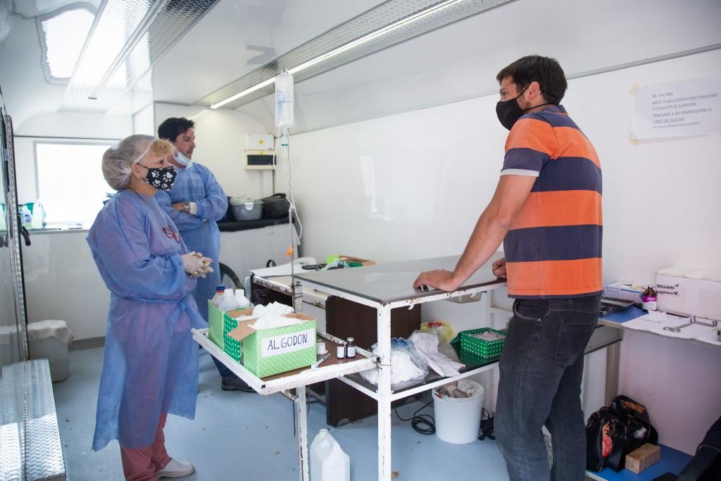 Brutti: Desde el primer día de gestión implementamos estrategias y acciones para cuidar la población animal