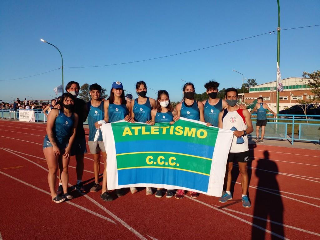 Atletas de la ciudad tuvieron una destacada participación en Misiones