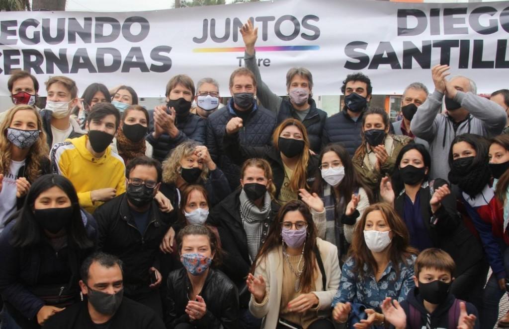 Santilli: Quedó claro este domingo que hay esperanza y futuro en la provincia y en la Argentina