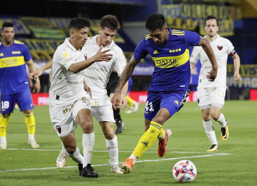 Boca Juniors sumó tres puntos importantes ante Colón de Santa Fe