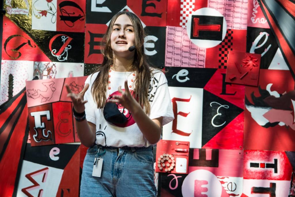 Clubes TED-Ed: estudiantes de la Escuela Técnica Roberto Rocca compartieron toda su creatividad y capacidad de expresión