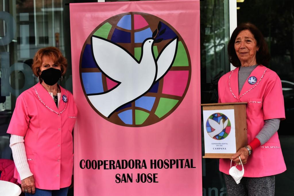 La Cooperadora del Hospital San José realiza una campaña de adhesión de socios