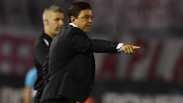 Marcelo Gallardo está en el radar de Barcelona para reemplazar a Ronald Koeman