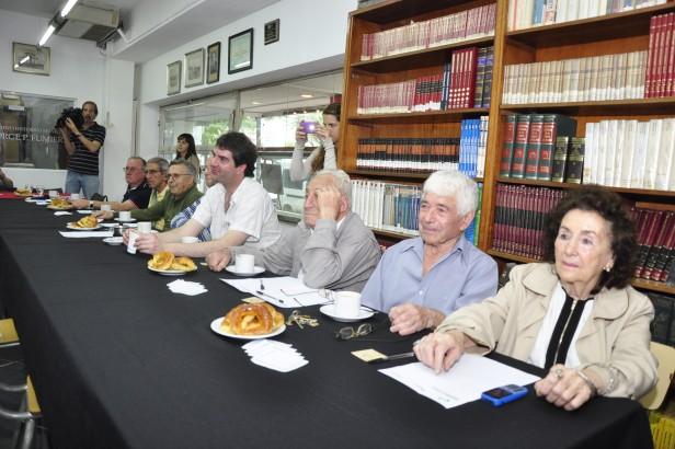 FOTOTECA: Vecinos participaron de un nuevo encuentro