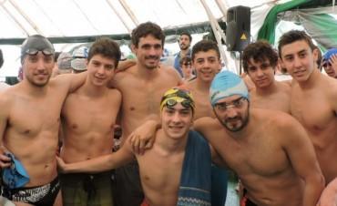 El equipo de natación del CBC cerró su participación en el Torneo Clausura
