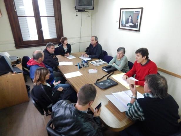 Los Concejales Justicialista del FPV se reunieron con profesionales farmacéuticos