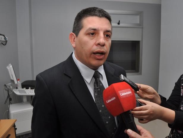 """Dr. Eduardo Zurita   """"Inauguramos un Área Coronaria única en el Partido de Campana"""""""