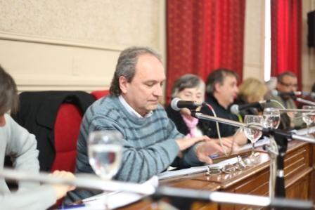 """Juan Ferrari: """"Se invirtieron más de 2 mil millones de pesos en obra pública en el partido de Campana"""""""