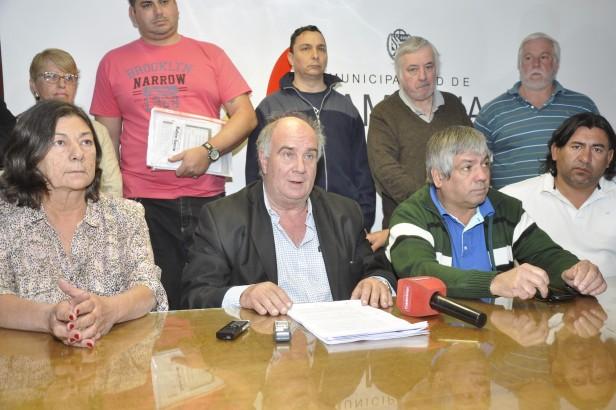 En el marco de ley 14.656  Histórico acuerdo salarial para los empleados municipales