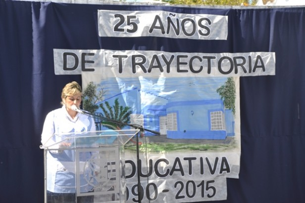 El Jardín de Infantes Nº 918 celebró su 25º Aniversario