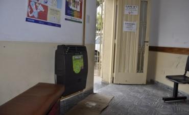 El Municipio invierte más de $ 350 mil en el ingreso del gas natural a los CAPS y CIC