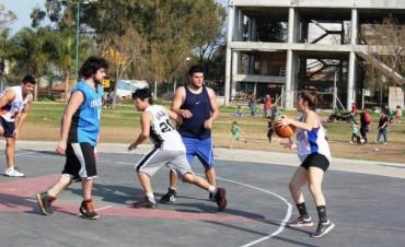 """Deportes Municipal realizará la 4° Edición del Torneo de Básquet """"3 x 3"""""""