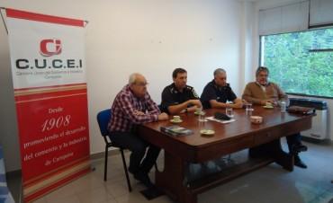 Conferencia de Prensa de las autoridades de la Policía Local