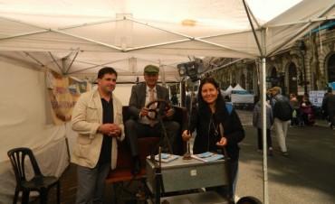 """Campana participó de """"Buenos Aires Celebra Galicia"""""""