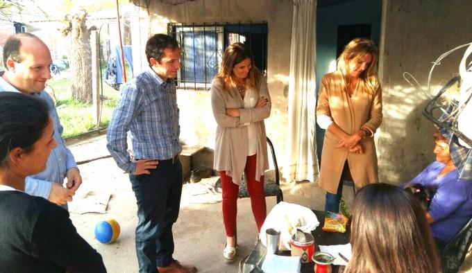 El municipio gestiona obras claves para Otamendi y San Felipe