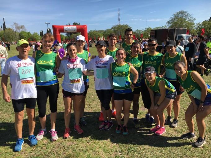 Club Ciudad de Campana:  Atletismo