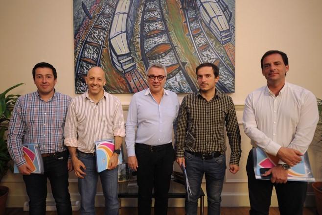 Abella participó en Tigre del segundo encuentro del Consorcio Región Norte 2