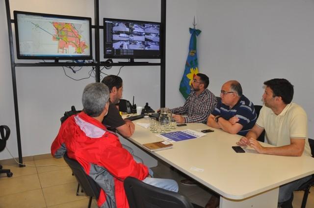 Especialistas de la Universidad de La Plata destacaron el funcionamiento del primer corredor seguro de la ciudad