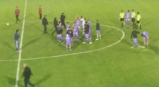 Villa Dálmine perdió con Douglas Haig 1 a 0