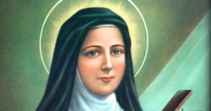 La iglesia recuerda hoy a santa Teresa del Niño Jesús
