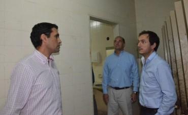 Se inician nuevas obras de mejoras en el Hospital Municipal San José