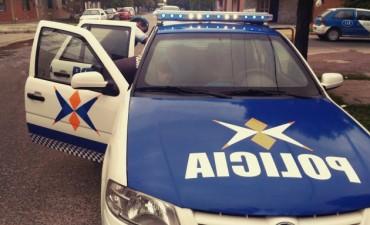 POLICIA LOCAL CAPTURÓ A MENOR QUE HABIA ROBADO UN CELULAR