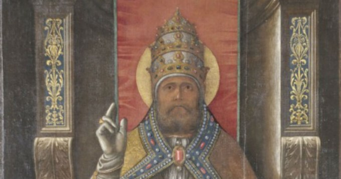 La Iglesia recuerda a San Marcos, Papa