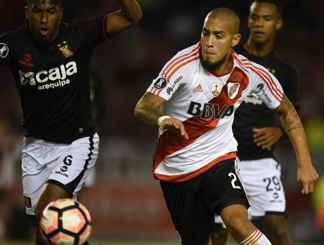 River Plate enfrenta al
