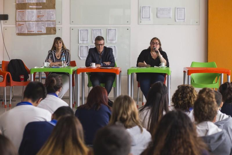 Buzzini: La gestión del intendente Abella le ha dado a la juventud un espacio inédito