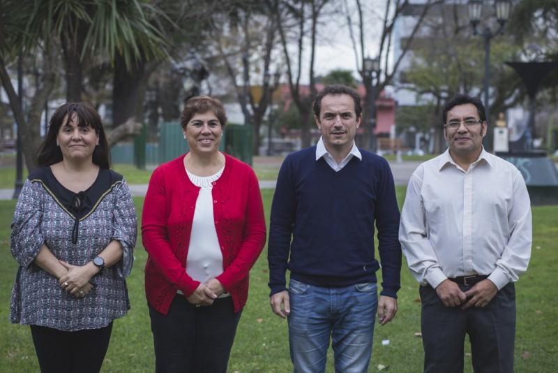 El Intendente felicitó a los tres consejeros escolares de Cambiemos electos