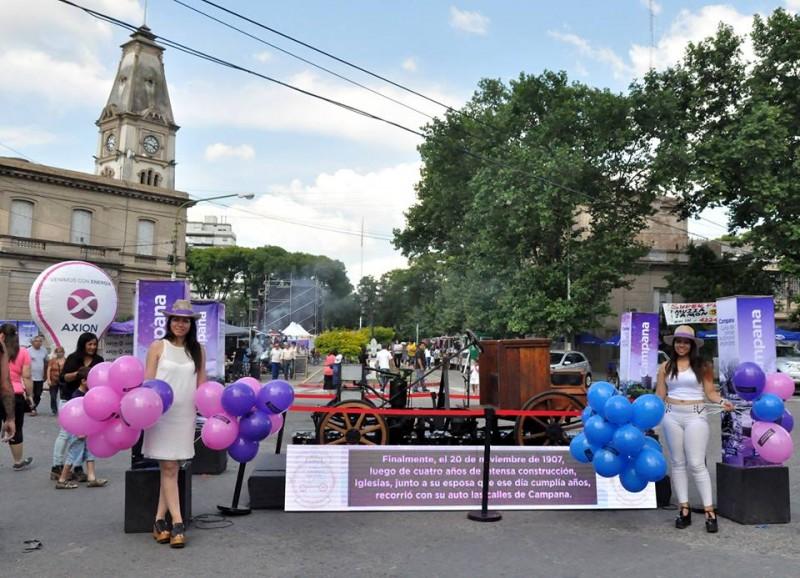Convocan a gastronómicos y artesanos para la Fiesta del Automóvil