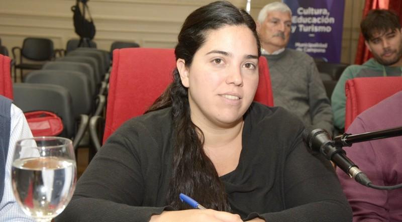 Soledad Calle: cumplimos el objetivo de quitarle la mayorìa a Cambiemos en el H.C.D