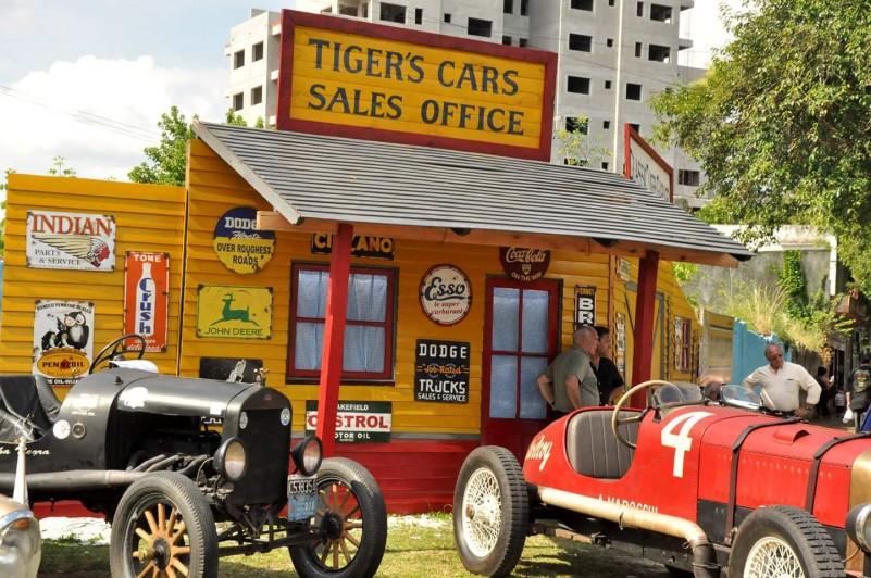 Fiesta del 1º Automóvil Argentino: convocan a vecinos con vehículos clásicos