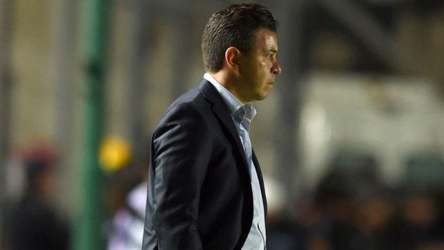 Gallardo: Los partidos de Copa hay que saber jugarlos