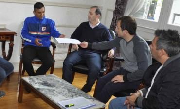 Reconocen como Entidad de Bien Público al Club Atlético Leones Azules