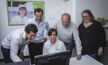 El IPS abrió un Centro de Atención Previsional en Campana