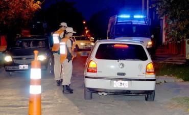 Seguridad: importante operativo de saturación y prevención en el barrio Lubo