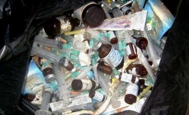 Se solicita precaución para disponer residuos patogénicos