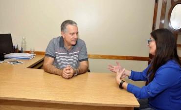 Buscan llevar tranquilidad por un caso de meningoencefalitis