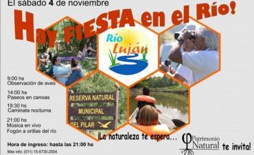 ¡Vení a festejar el Día del Río Luján!