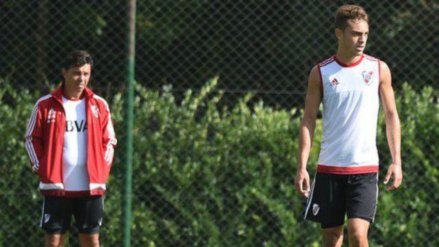 Nahuel Gallardo podría debutar en River Plate