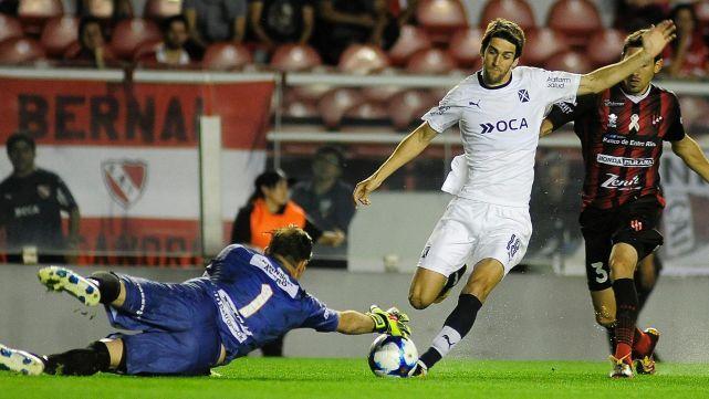 Independiente empató con Patronato 1 a 1