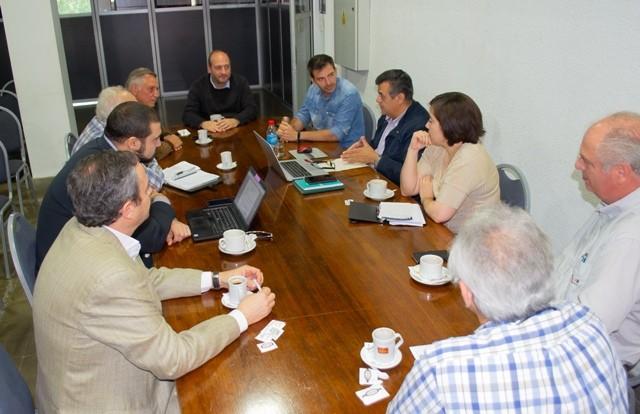 Nueva reunión de la Agencia de Desarrollo Campana