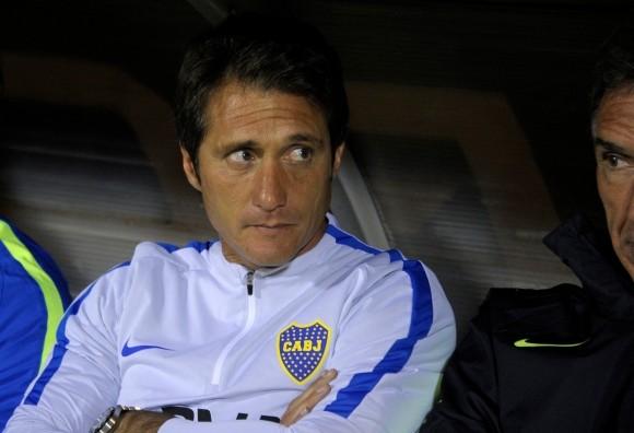Guillermo Barros Schelotto analizó el empate de Boca Juniors ante Racing Club