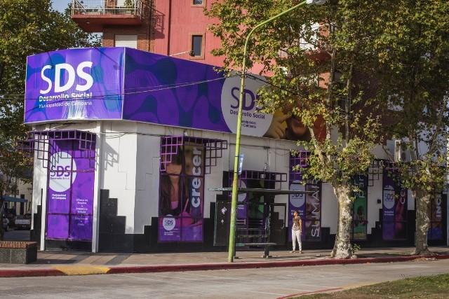 La Dirección de Adultos Mayores mudó sus oficinas a boulevard Dellepiane y San Martín