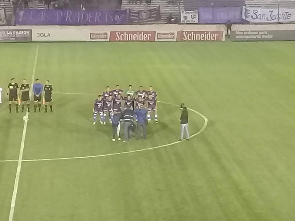Villa Dálmine y Quilmes A.C empataron 1 a 1