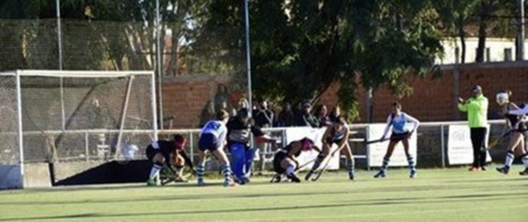 AHBA: Las chicas del hockey del Campana Boat Club vencieron a Los Pinos